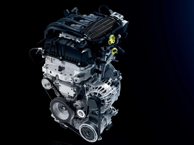 Peugeot 108 – Benzinemotor