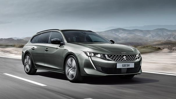 Peugeot 508 SW - Private Lease