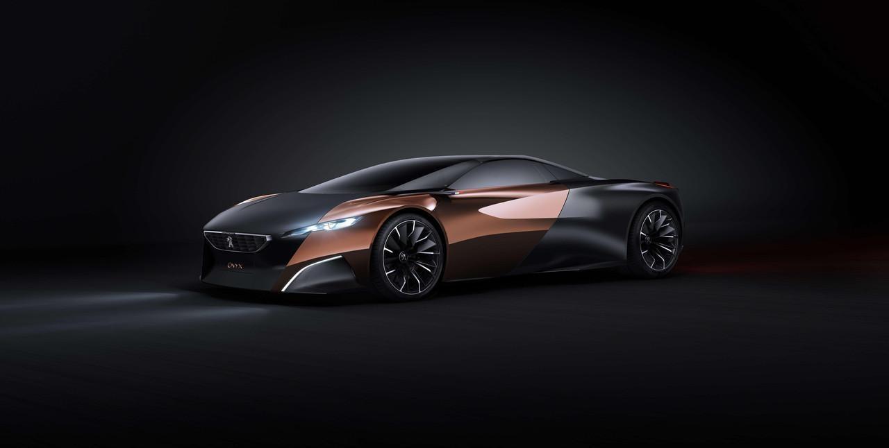 Peugeot ONYX - concept car