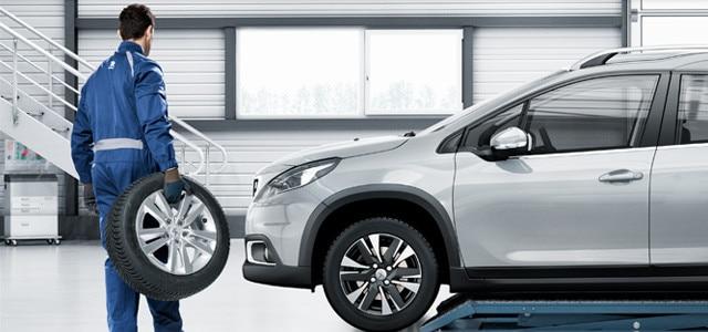 Peugeot Wintercheck - Winterbanden