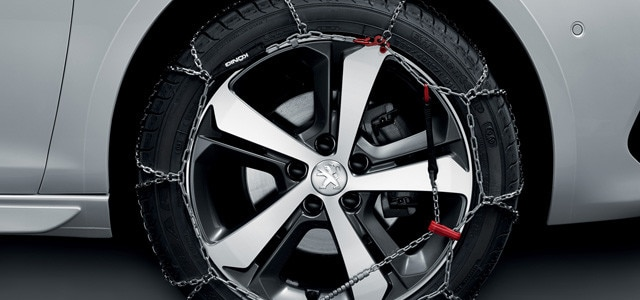 Peugeot Wintercheck - Sneeuwketting