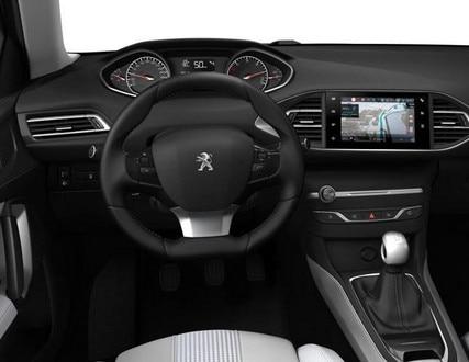 Peugeot 308 Berline - interieur