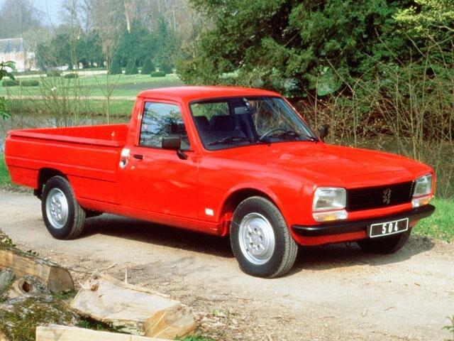 Peugeot - Bedrijfsauto's