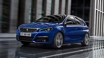 Nieuwe Peugeot 308