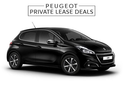 Peugeot 208 Allure Edition - Private Lease Deal