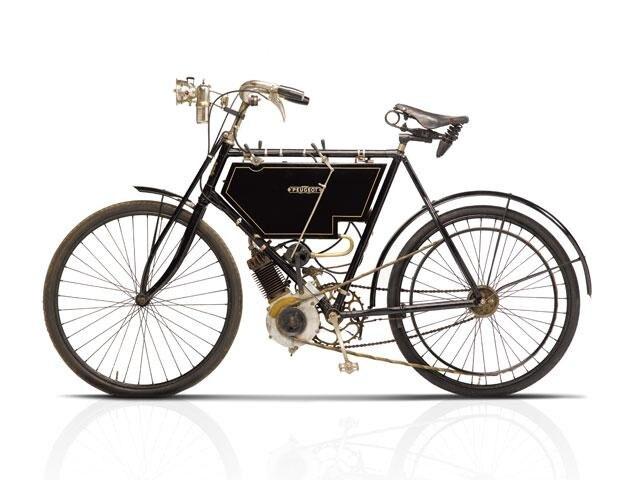 Peugeot -  Tweewielers