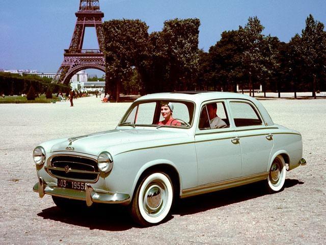 Peugeot - Automobielen