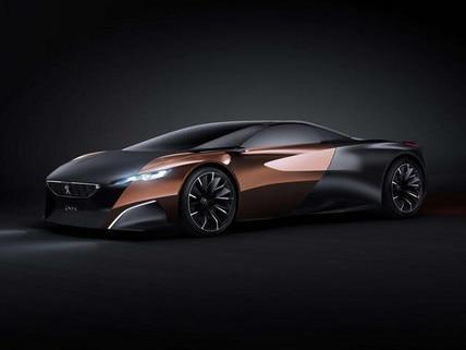 Peugeot ONYX concept-car