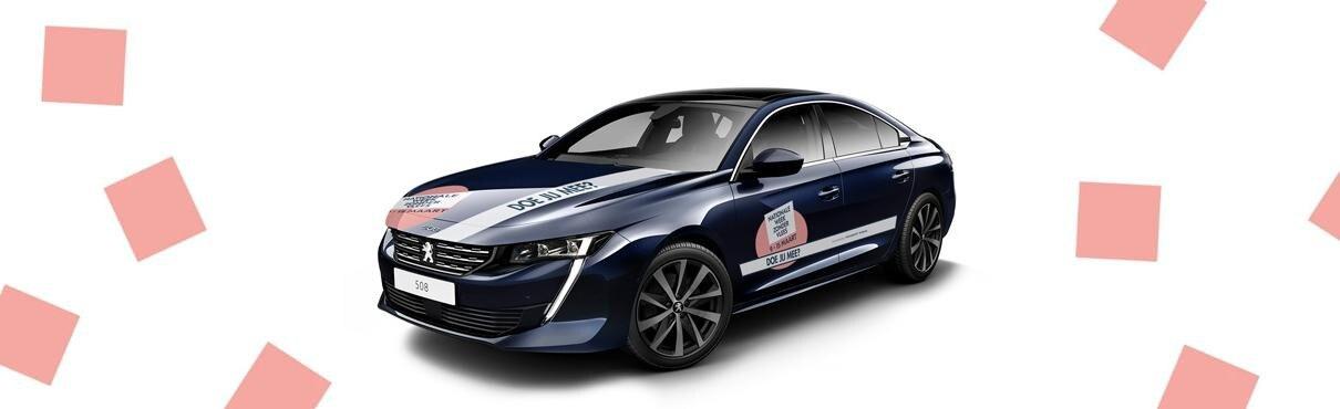 Peugeot 508 - Week Zonder Vlees