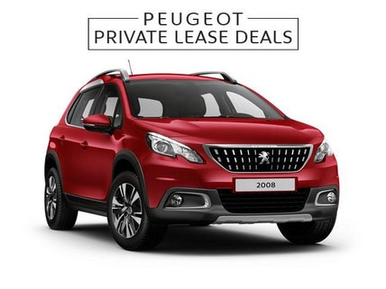Peugeot 2008 SUV Allure - Private Lease Deal