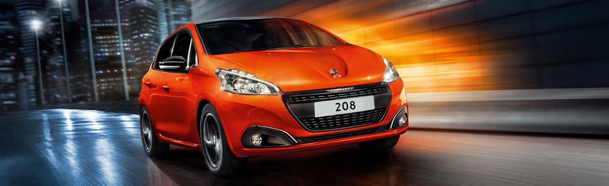 Peugeot 208 - Accessoires