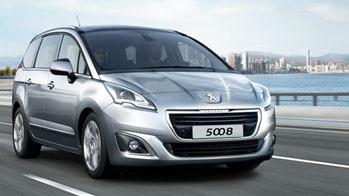 Peugeot 5008 Accessoires