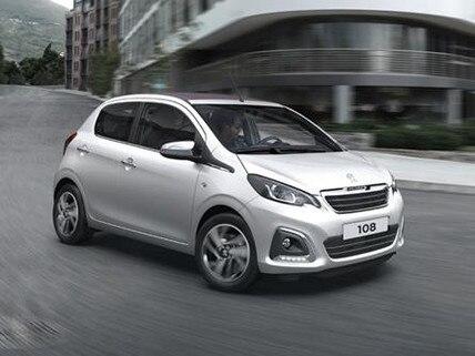 Peugeot 108 - Aanbiedingen