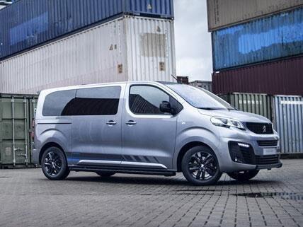 Peugeot Expert Sport - nieuw topmodel van het Expert-gamma
