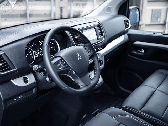 Peugeot Expert Sport - interieur