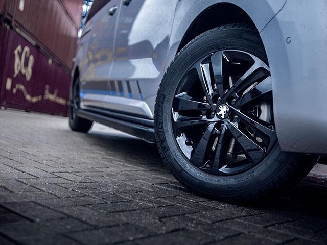 Peugeot Expert Sport - exterieur