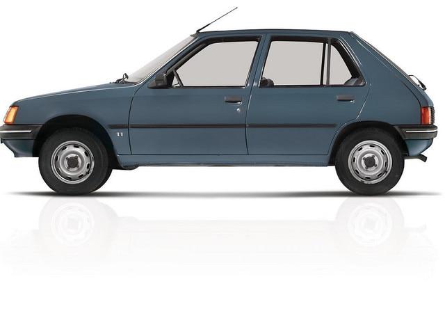 Peugeot - Historie - 1983 - Peugeot 205