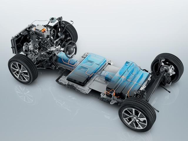 Elektrisch rijden bij Peugeot - Accu elektrische auto