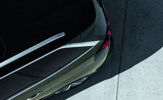 PEUGEOT 5008 SUV GT: Flexibiliteit