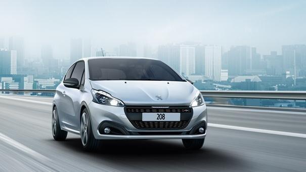 Peugeot Winter Drive - Peugeot 208