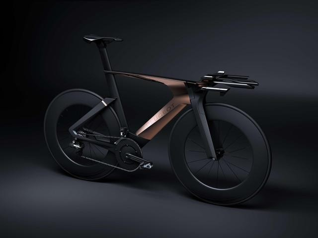 Peugeot ONYX - concept fiets