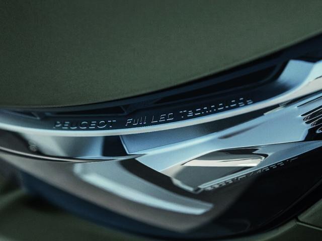 PEUGEOT 5008 SUV GT: Exterieurdesign