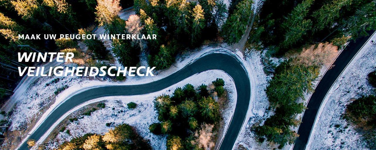 Peugeot Winter veiligheidscheck