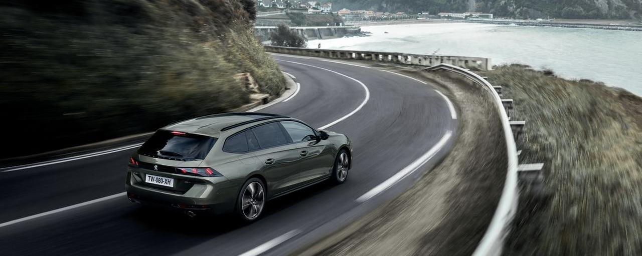 Nieuwe Peugeot 508 SW: de exclusieve break met een gedurfd design