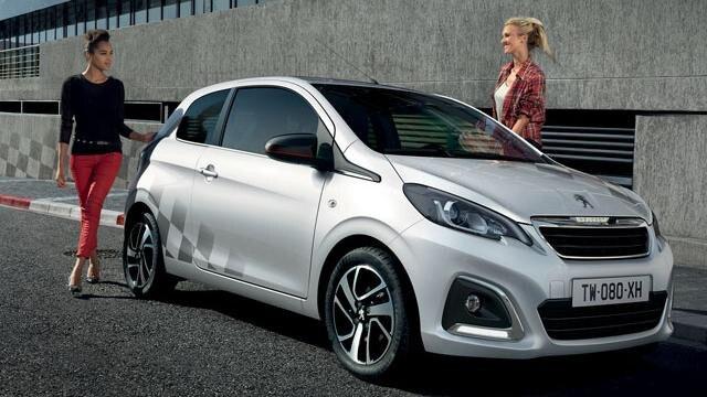 Peugeot 108 - Sport