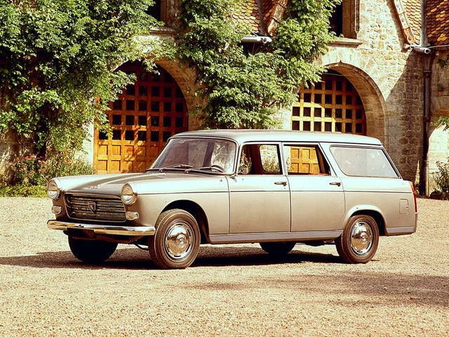 Peugeot - Historie - 1960 - Peugeot 404