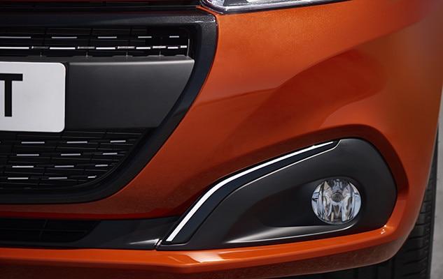 De compacte Peugeot 208 5-deurs - mistlampen