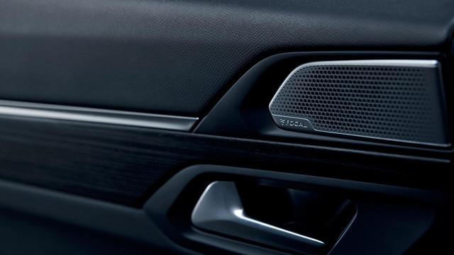 Nieuwe Peugeot 508 SW, premium hifisysteem van Focal®