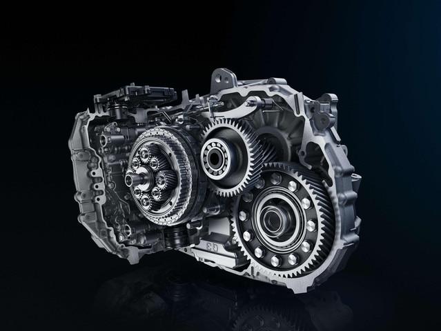 Peugeot en Technologie - Automatische transmissie EAT6