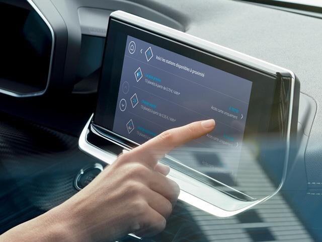 Elektrisch rijden bij Peugeot - Laadpunten