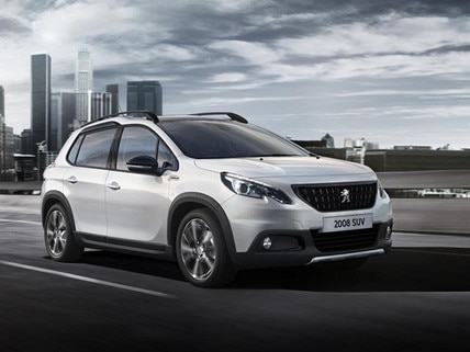 Sports Utility Vehicle - Peugeot 2008 SUV