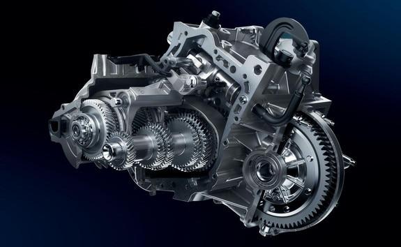 Nieuwe Peugeot 508 SW, handgeschakelde 6-versnellingsbak