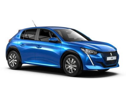 Nieuwe Peugeot e-208 Active - Private Lease