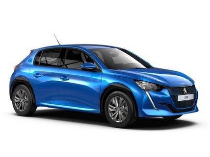 Nieuwe Peugeot e-208 Allure - Private Lease