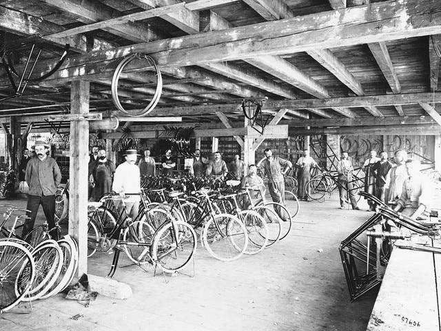 Peugeot - Historie - 1896 - Les Fils de Peugeot Frères