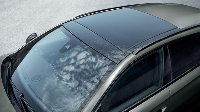 Nieuwe Peugeot 508 SW, groot panoramisch schuif-/kanteldak