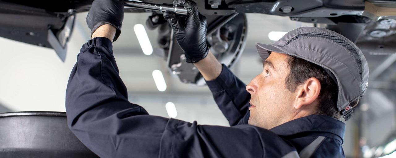 Peugeot en Technologie - Reparatie en afvalstoffen