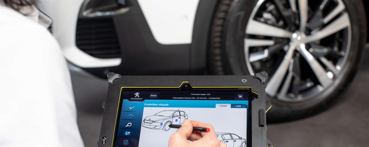 Peugeot en Technologie - Recycling van sloopauto's