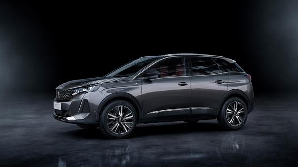 Nieuwe Peugeot 3008 SUV –  Chroomlijst
