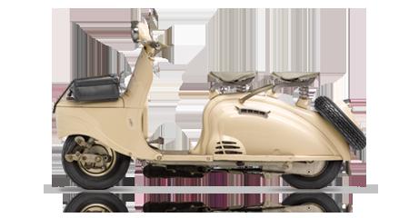Peugeot - Historie - 1955 - Introductie Peugeot scooter S55