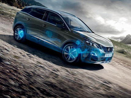 Peugeot 3008 SUV - Advanced Grip Control