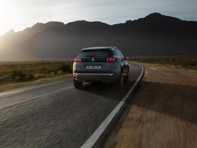 Nieuwe Peugeot 3008 SUV –  Benzine- en dieselmotoren