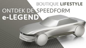 Boutique Lifestyle - Ontdek de speedform e-Legend