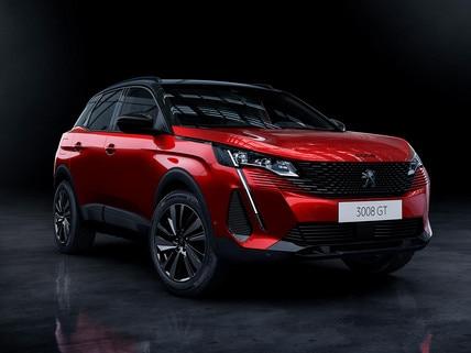 "Nieuwe Peugeot 3008 SUV – 19"" lichtmetalen velgen 'Washington'"