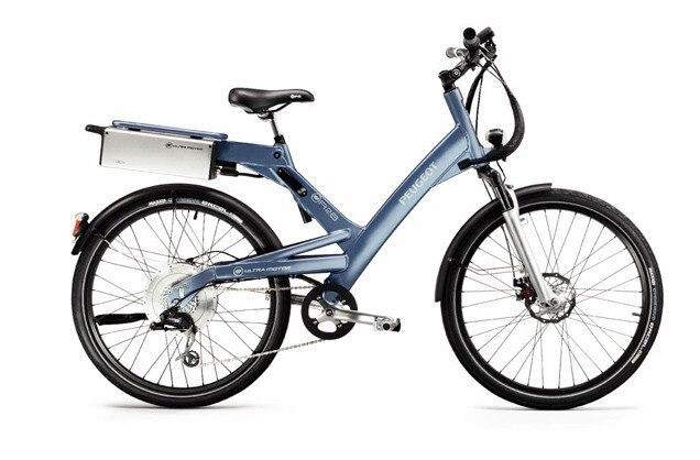Peugeot - Historie - 2009 - A2B-fiets