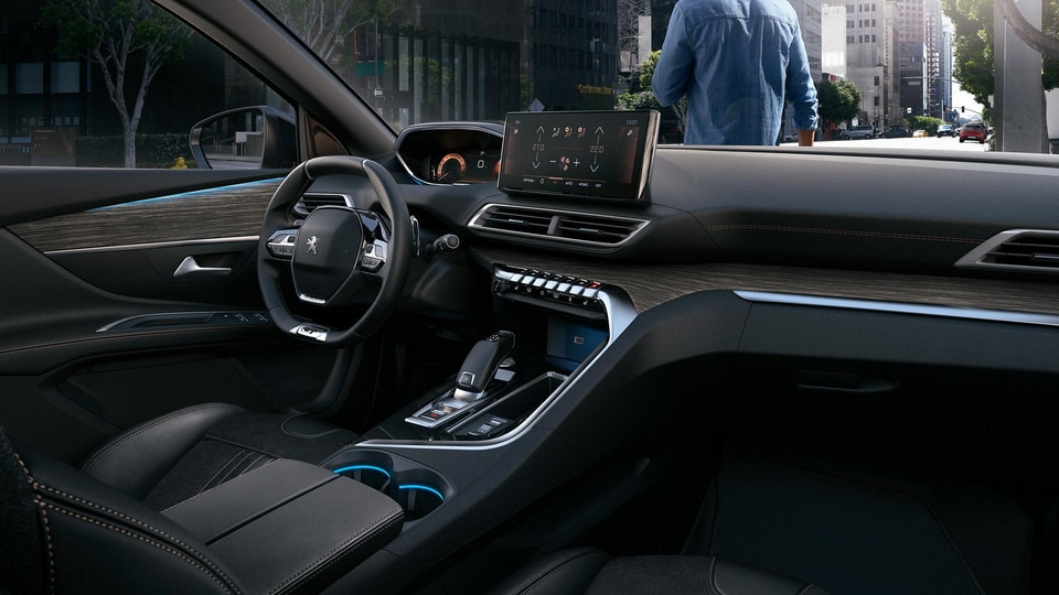 Nieuwe Peugeot 3008 SUV